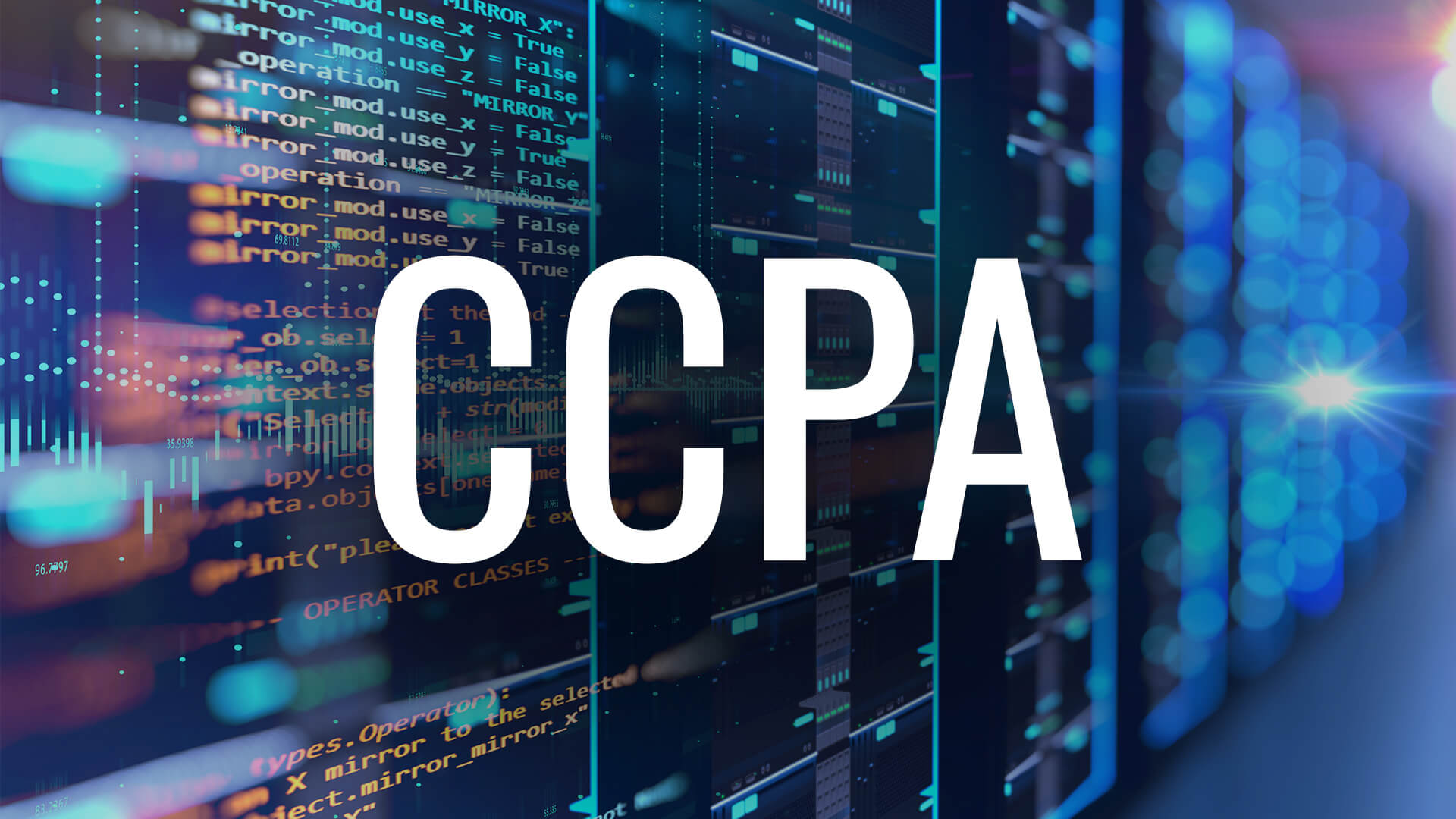 CCPA Enforcement