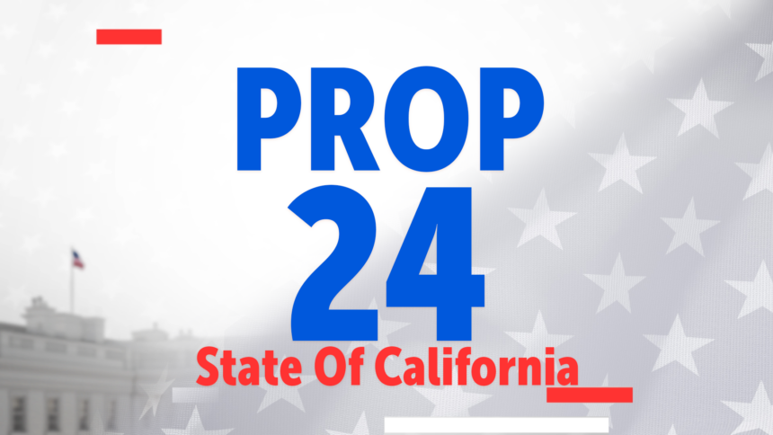 California Proposition 24