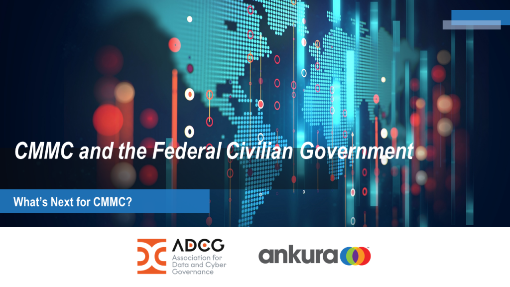 CMMC and the Federal Civilian Government