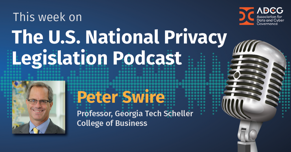This week's guest: Peter Swire
