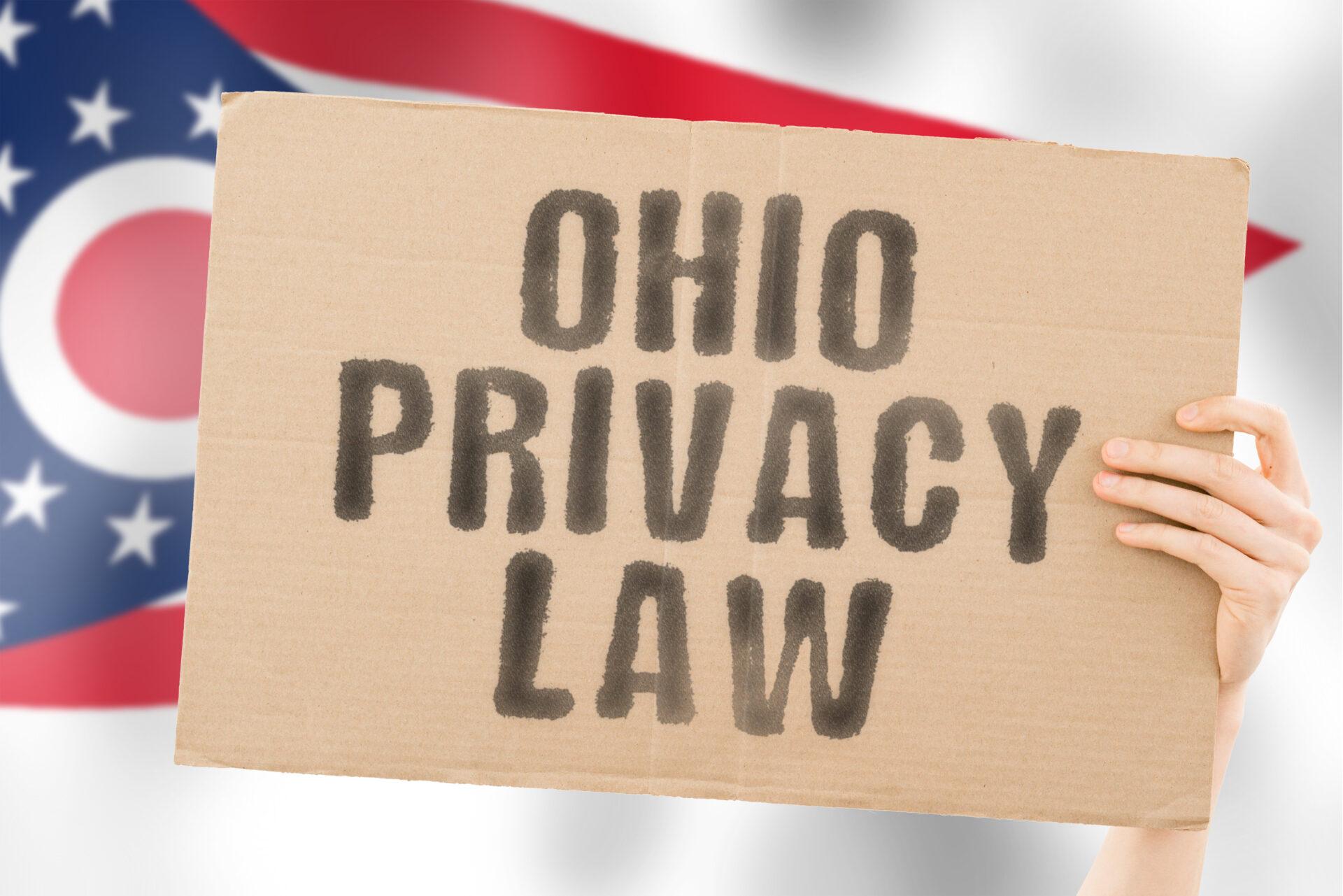 Ohio Introduces Data Privacy Bill